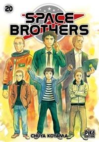 Chûya Koyama - Space Brothers T20.