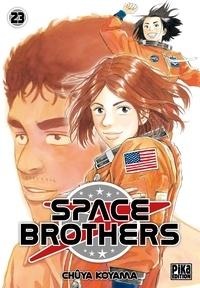 Chûya Koyama - Space Brothers T23.