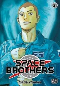 Chûya Koyama - Space Brothers T31.