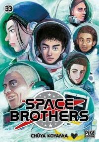 Chûya Koyama - Space Brothers T33.