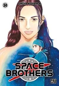 Chûya Koyama - Space Brothers T34.
