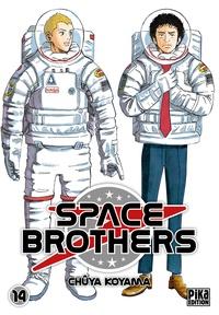 Chûya Koyama - Space Brothers Tome 14 : .