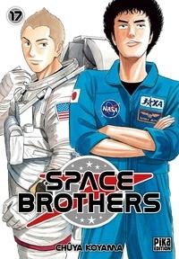 Chûya Koyama - Space Brothers Tome 17 : .