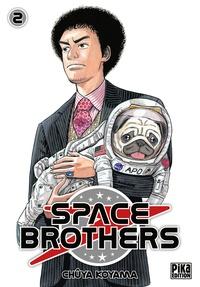Chûya Koyama - Space Brothers Tome 2 : .