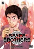 Chûya Koyama - Space Brothers Tome 22 : .
