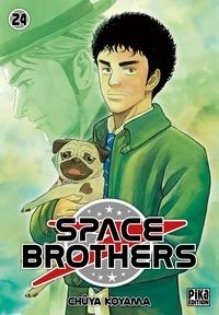 Chûya Koyama - Space Brothers Tome 24 : .