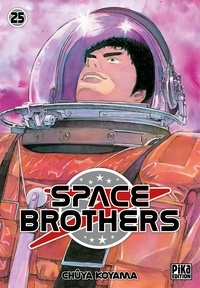 Chûya Koyama - Space Brothers Tome 25 : .