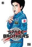 Chûya Koyama - Space Brothers Tome 4 : .