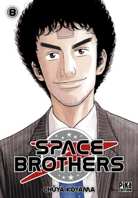 Chûya Koyama - Space Brothers Tome 8 : .