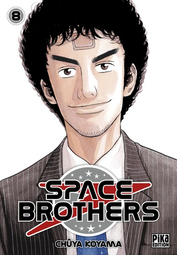 Space Brothers Tome 8