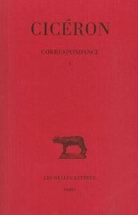 Cicéron - Correspondance. - Tome 5.