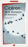 Cicéron - De la divination : De divinatione - Edition bilingue français-latin.