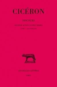Corridashivernales.be Discours - Tome 6, Seconde action contre Verrès, Livre V : Les supplices Image