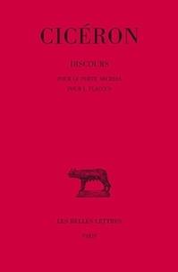 Histoiresdenlire.be Discours - Tome 12, Pour le poète Archias ; Pour L. Flaccus Image