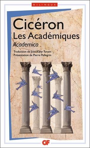 Les Académiques. Academica- Edition bilingue