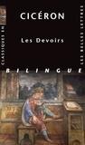 Cicéron - Les Devoirs.