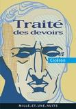 Cicéron - Traité des devoirs.