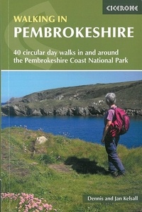 Cicerone Mountain Guides - Walking the Pembrokeshire coast Path.