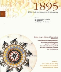 Maria Tortajada et Pierre Véronneau - 1895 N° 40 Juillet 2003 : .