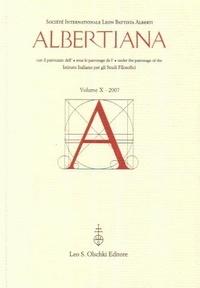MSH - Albertiana N° 10/2007 : .