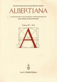 MSH - Albertiana N° 15/2012 : .