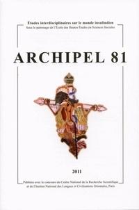 Daniel Perret - Archipel N° 81/2011 : .