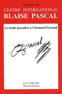 Courrier du Centre international Blaise Pascal N° 22-23, 2000-2001.pdf