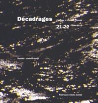 François Bovier - Décadrages N° 21-22, Hiver 2012 : Cinéma élargi.