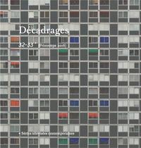 Mireille Berton et Sylvain Portmann - Décadrages N° 32-33, printemps  : Séries télévisées contemporaines.