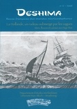 Thomas Beaufils et Geert Meeuwsen - Deshima N° 2/2008 : La Hollande, un radeau submergé par les vagues.