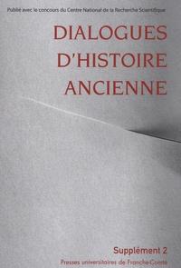 Evelyne Geny et Sylvie David - Dialogues d'histoire ancienne Supplément 2 : Traduire les scholies de Pindare - De la traduction au commentaire : problèmes de méthode.