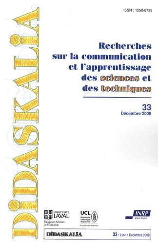 Michèle Dell'Angelo-Sauvage - Didaskalia N° 33, Décembre 2008 : .