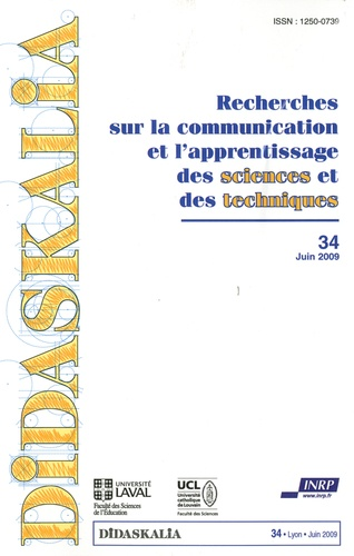 Alain Dumon - Didaskalia N° 34, Juin 2009 : .