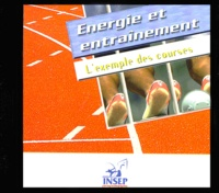 INSEP - Energie et entrainement - L'exemple des courses, CD-ROM.