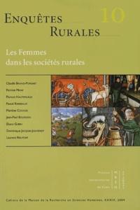 Claude Briand-Ponsart et Perrine Mane - Enquêtes rurales N° 10, 2004 : Les femmes dans les sociétés rurales.