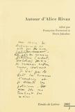Doris Jakubec et Françoise Fornerod - Etudes de Lettres N° 261, 03/2002 : Autour d'Alice Rivaz.