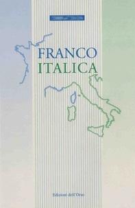 Frank Greiner et Jean-Claude Ternaux - Franco-Italica N° 15-16 : La politesse amoureuse de Marsile Ficin à Madeleine de Scudéry. Idées, codes, représentations.