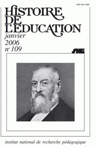 Pierre Caspard - Histoire de l'éducation N° 109, janvier 2006 : .