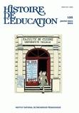 Philippe Savoie et Annie Bruter - Histoire de l'éducation N° 125, janvier-mars : .