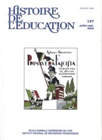 Philippe Savoie et Annie Bruter - Histoire de l'éducation N° 127, Juillet-sept : .