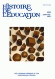 Philippe Savoie - Histoire de l'éducation N° 131, juillet-sept : .