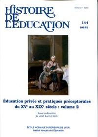 Histoire de léducation N° 144/2015.pdf