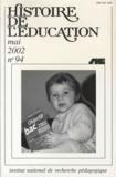 Bruno Belhoste - Histoire de l'éducation N° 94, mai 2002 : L'examen - Evaluer, séléctionner, certifier - XVIe-XXe siècles.