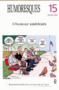 MSH - Humoresques N° 15 : L'humour américain.