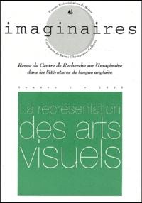 Daniel Thomières - Imaginaires N° 3/1998 : La représentation des arts visuels.