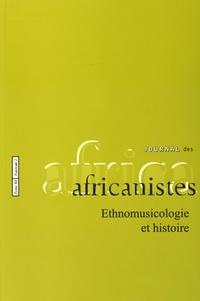 Susanne Fürniss - Journal des africanistes N° 84, fascicule 2 : Ethnomusicologie et histoire.