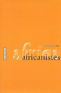 Luc Pecquet - Journal des africanistes N° 86, fascicule 2 : .