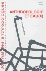 Judith Hayem - Journal des anthropologues N° 132-133/2013 : Anthropologie et eau(x).