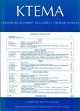 Pierre Carlier et Alexandre Farnoux - Ktèma N° 27/2002 : Hommage à Edmond Lévy.