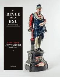 Christophe Didier - La Revue de la BNU Hors-série : Gutenberg (1468-2018 ).